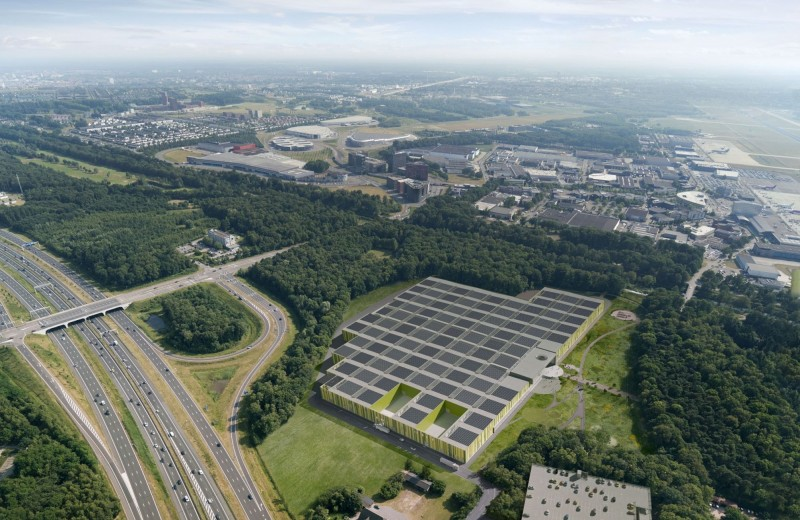 ABAB Accountants en Adviseurs Subsidiefocus in Eindhoven luchtfoto