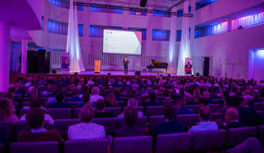 Congreszaal Forward Thinking