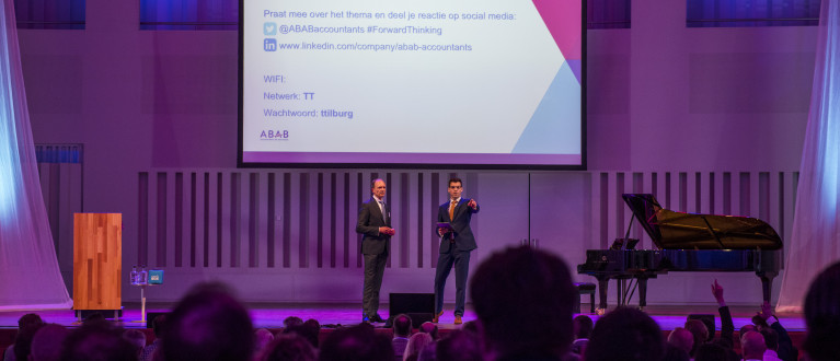 Opening ABAB jaarcongres Forward Thinking 2017